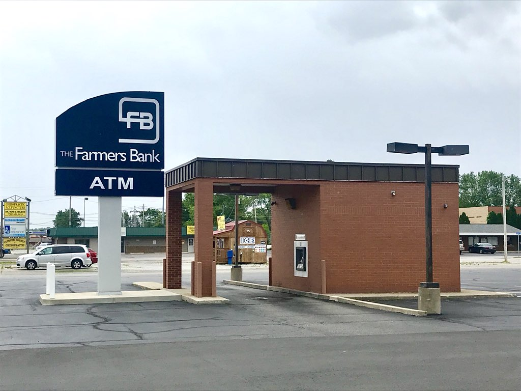 Frankfort <br>(East Side Drive-up ATM)