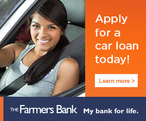 Farmers Bank Web Ad - Car Loan