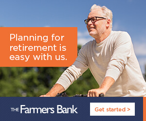 Farmers Bank Web Ad - Retirement